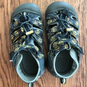 198906ff06b9 Keen Shoes - Boys Keen Robot Water Shoes